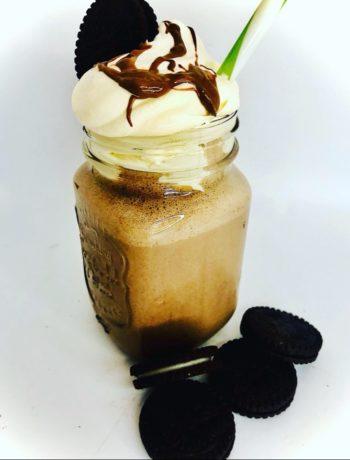 Dirty Oreo Milkshake