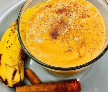 Raw Pumpkin Smoothie Recipe
